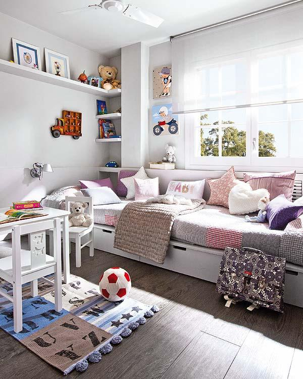 Kids spaces and ideas