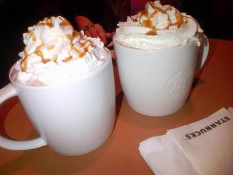 Salted Caramel Hot Chocolate | Recipe