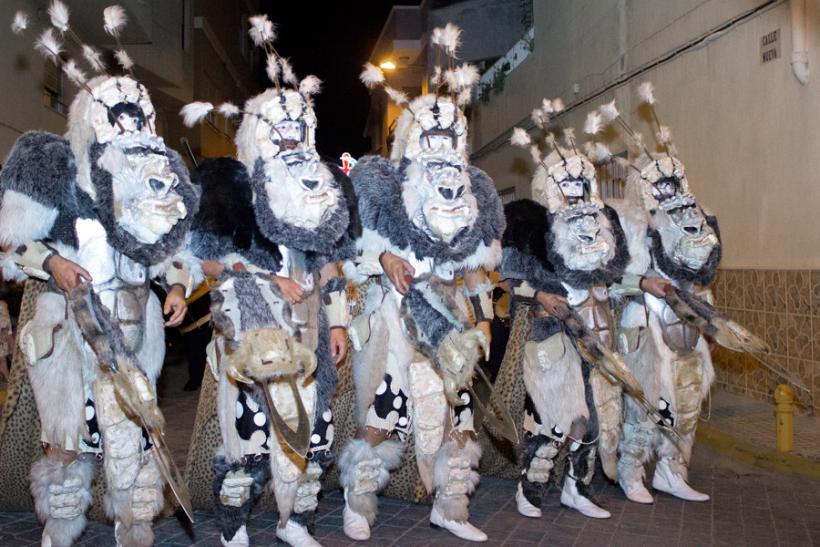 Festival of Moors and Christians   Fiestas De Moros y Cristianos ...