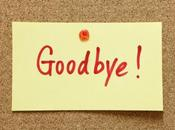 Time Goodbye.. Thanks Support!