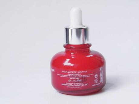 REVIEW | Hayan Coenzyme Q10 Serum