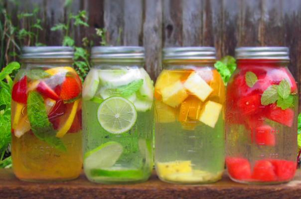 Oh So Tasty: Fruit Flavored Waters