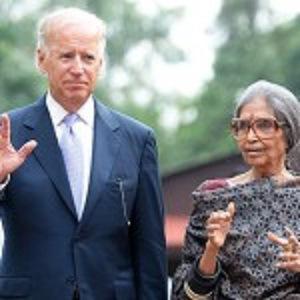 Biden in India