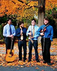 Follow the Earth Stringband September 8 through October 11 as they travel the rhythm road!