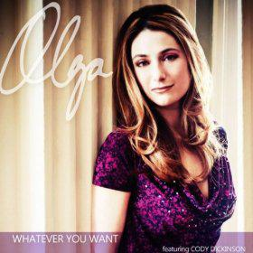 Olga (featuring Cody Dickinson) - Whatever You Want