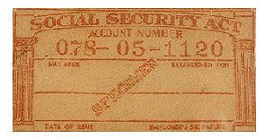 The Story Of The Most Misused Social Security Number Of All Time
