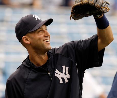 An Open Invitation to Derek Jeter.  Yes, that kind.