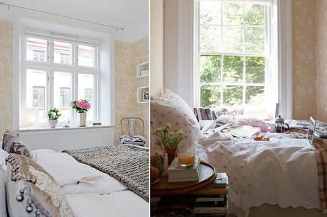 Gorgeous interiors from some of my favorite blogs...