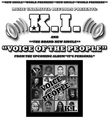 NEW MUSIC: K.I (@music_unlimited) | Voice of the People