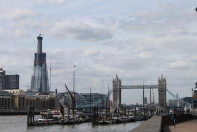 It's a London Thing No.44: Old Men & Tower Bridge