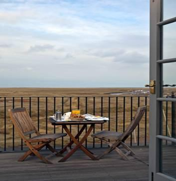 Room with a view: Blakeney Hotel, Norfolk