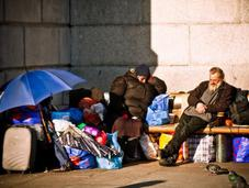 Middle Class Homelessness Rise?