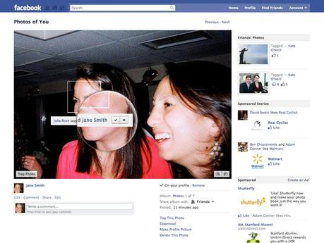 Facebook New Detag Feature