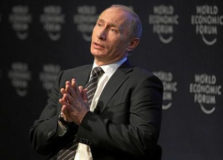 Vladimir Putin revs up Russian election campaign