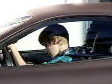 Justin Bieber Fined