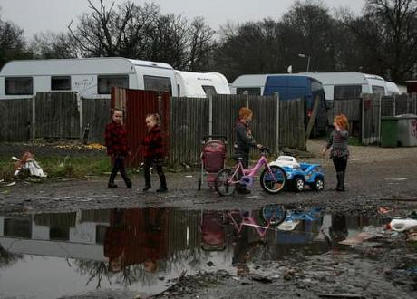 The Battle for Dale Farm: Travellers face last-ditch legal fight to stop evictions