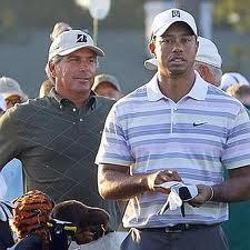 Tiger Woods determined not to dethrone Couples as King of