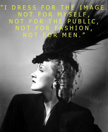 marlene dietrichStyle Notes: Fashion Quotes by Designers We Love & Admire