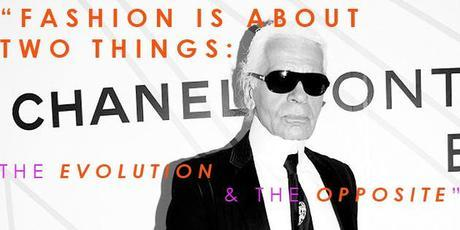 uncle karlStyle Notes: Fashion Quotes by Designers We Love & Admire