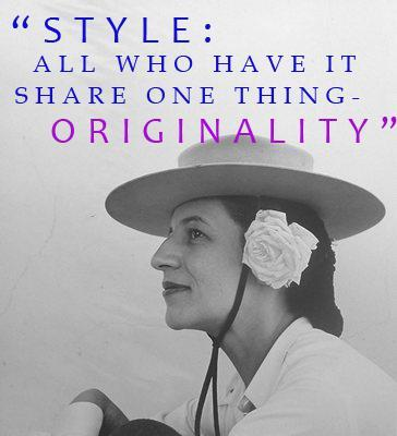 vreelandStyle Notes: Fashion Quotes by Designers We Love & Admire