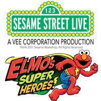 Sesame Street Live Brings Elmo's Super Heroes to Philips Arena