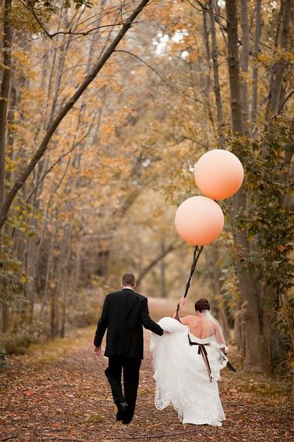 Fall Wedding Loveliness