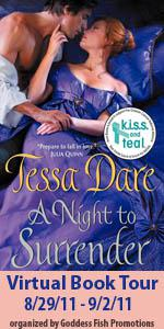 Interview with Tessa Dare