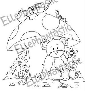 NEW digi stamps, special offer & FREEBIE now in store!