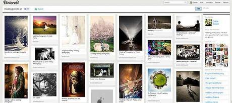 English Wedding blog Pinterest review feature