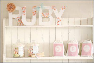 Beautiful Buttons and Bow party by Ruby May Designs..just gorgeous..