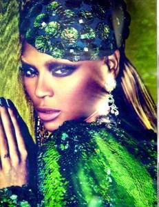 Versatility…….Beyonce