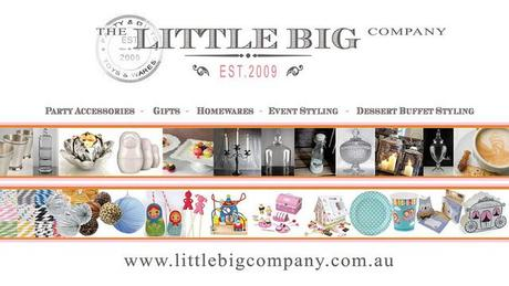 The Little Big Company Website