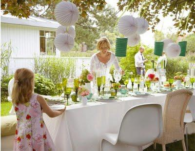 Enter this Party Table Challenge -  Win Fantastic Prizes