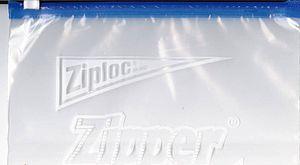 A Ziploc plastic bag.