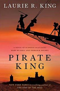Exclusive Interview with Laurie R. King, author of Pirate King