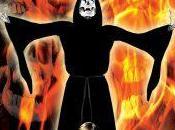 Horror Novel Fall Leaves Black Dragon