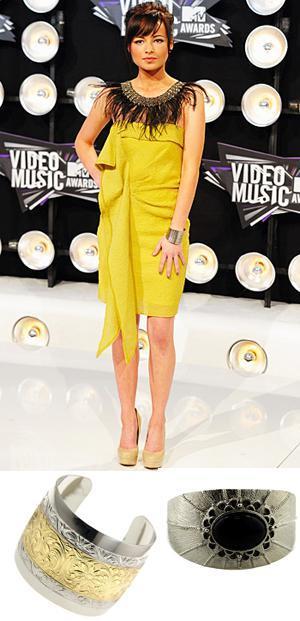 rickards cuffsFab Find Friday: VMA Fall Fashion
