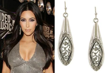 kim k earringsFab Find Friday: VMA Fall Fashion