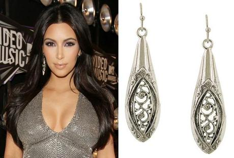 kim k earringsFab Find Friday: VMA Fall Fashion