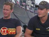 Video: Behind Scenes Alexander Skarsgård's Battleship