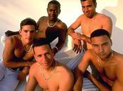 Before They Were All-Stars: ARod Derek Jeter's Band Photo Shoot.