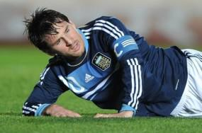 Messi Relishes Challenge Of Being Captain