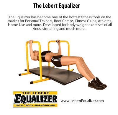 Lebert Equalizer Total Body Strengthener