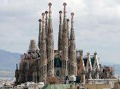 Antoni Gaudi's Sagrada Familia, Barcelona, Spain