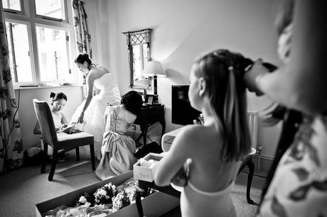 Phoebe and Andrew's humanist wedding ceremony on the Showcase - by Martin Beddall