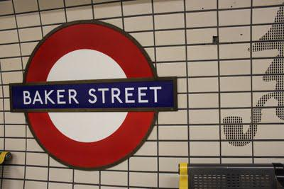 In and Around London... Baker Street