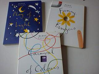 Book Sharing Monday:Hervé Tullet