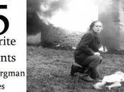 Favourite Moments Ingmar Bergman Movies