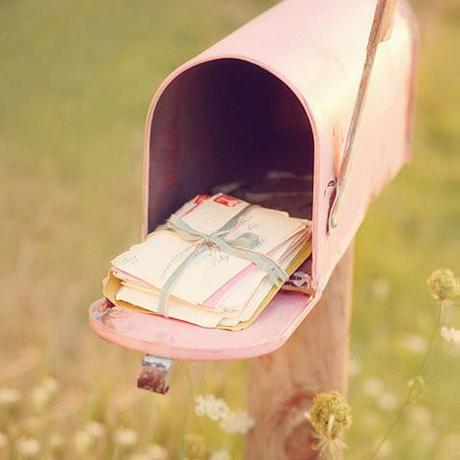 Write Me a Letter.. - Paperblog