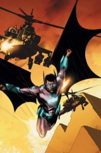 DC Comic, Batwing, Black Superhero
